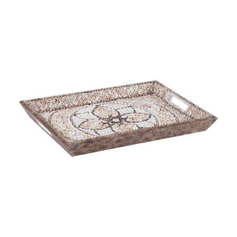 Dimond Home Shell Mosaic Serving Tray (7163-040)