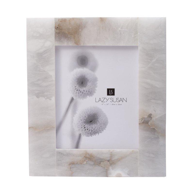Dimond Home Solid Slab Alabaster 8x10 Hanging Frame (786016)