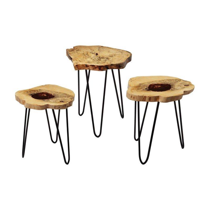 Dimond Home Teak Nesting Tables (162-002)