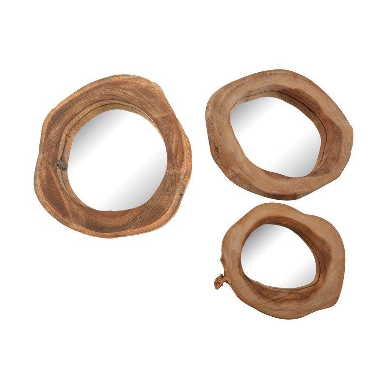 Dimond Home Teak Wood Mirror (162-017/S3)