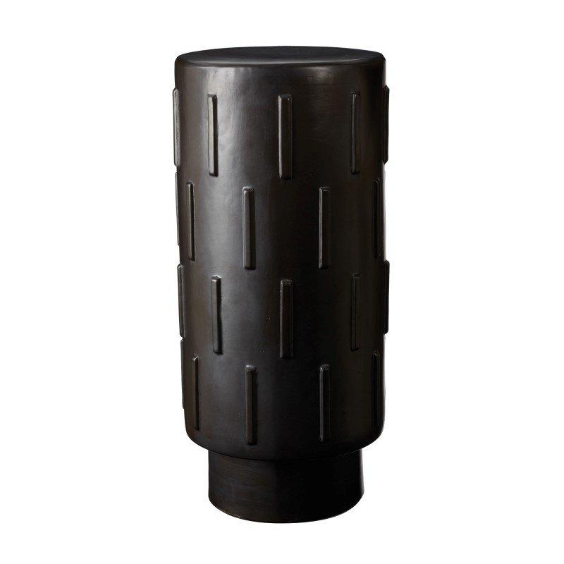 Dimond Home Tread Bar Stool in Black (857045)