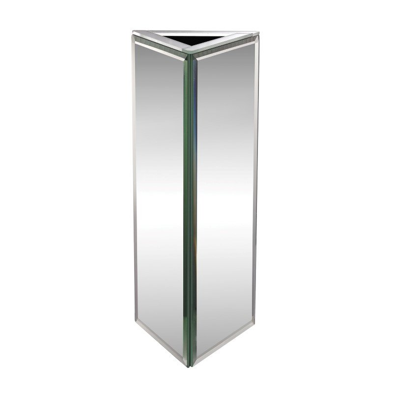 Dimond Home Triangular Mirrored Vase - Small (173-018)