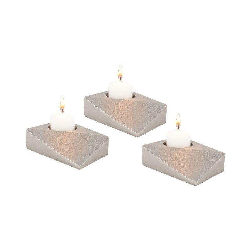 Dimond Home Trope Tea Light Holders (Set of 3) (8987-037/S3)
