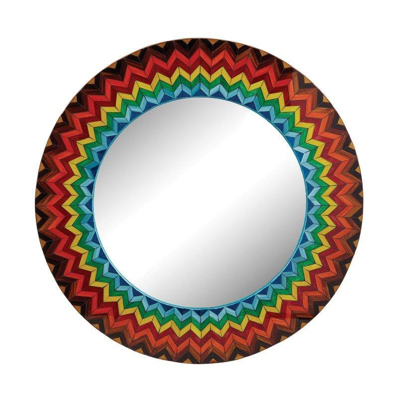 Dimond Home Vibrant Multi Starburst Mirror (163-002)
