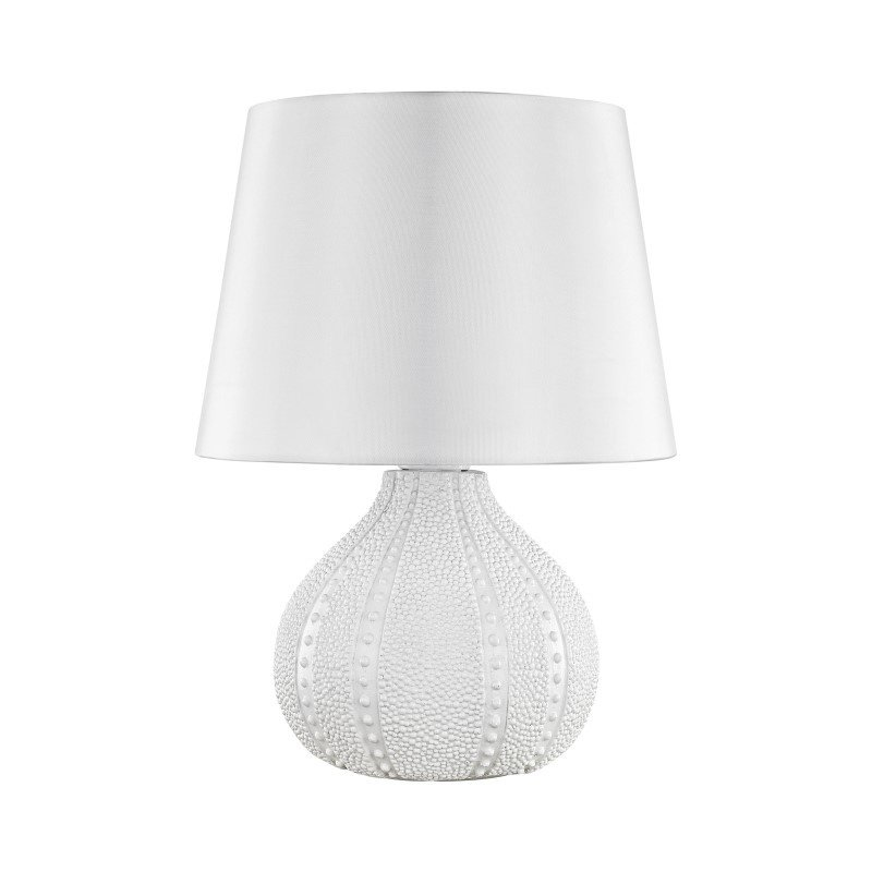 Dimond Lighting Aruba Outdoor Table Lamp With Pure White Shade (D3094W)