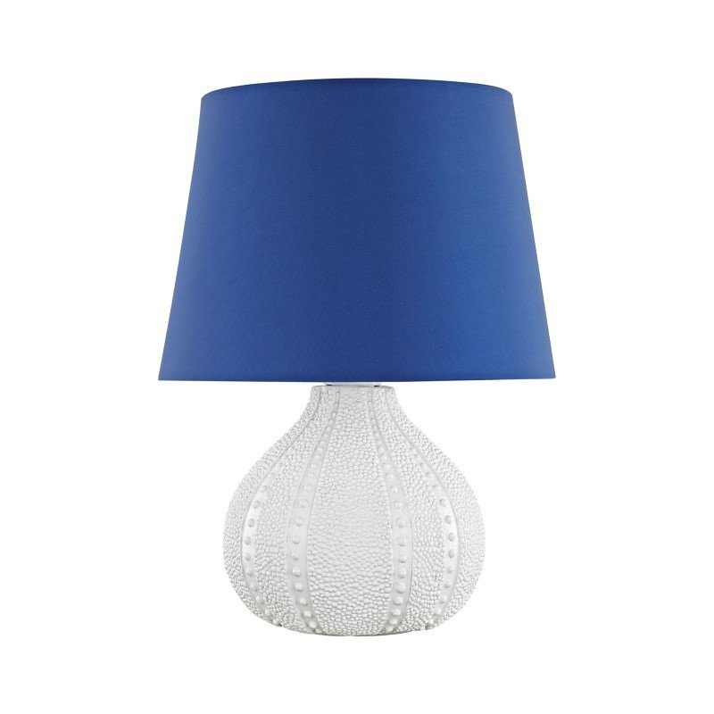 Dimond Lighting Aruba Outdoor Table Lamp With Royal Blue Shade (D3094N)