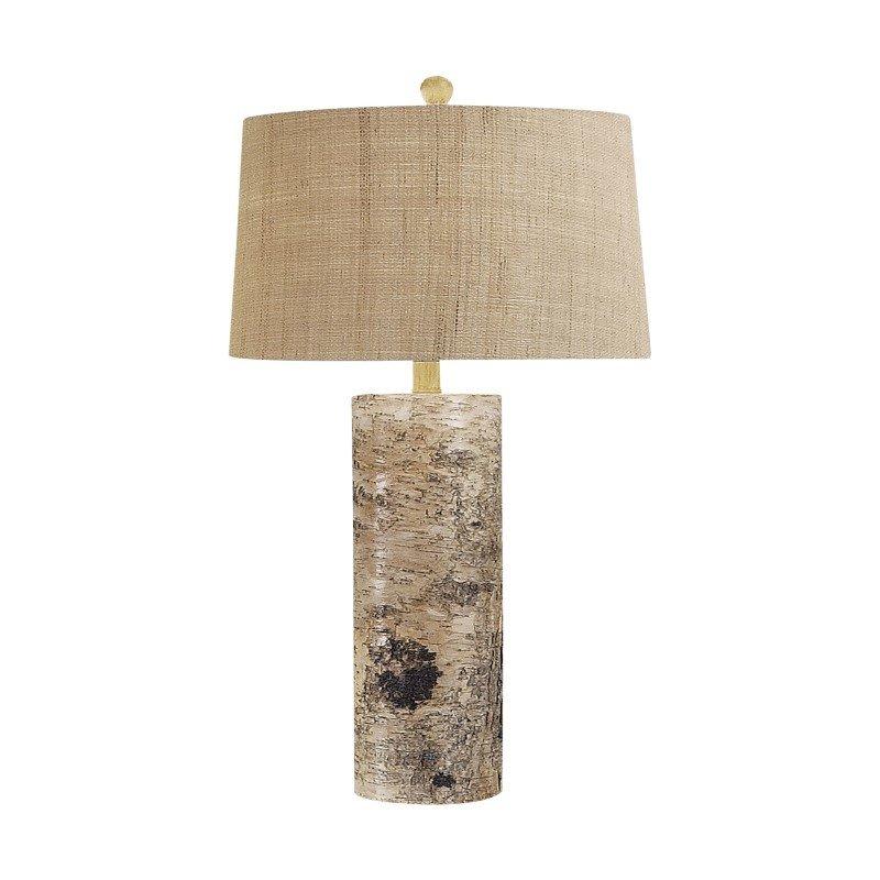 Dimond Lighting Aspen Bark Table Lamp ( 500)