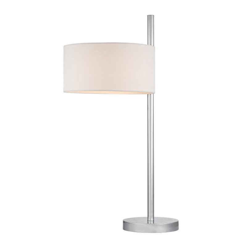 Dimond Lighting Attwood Table Lamp in Polished Nickel (D2472)
