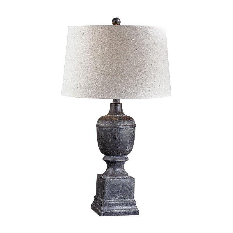 Dimond Lighting Black Ash Column Lamp (D2788)