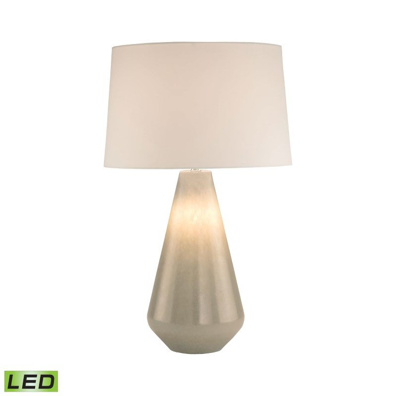 Dimond Lighting Clear Glass LED Table Lamp ( 8005-LED)