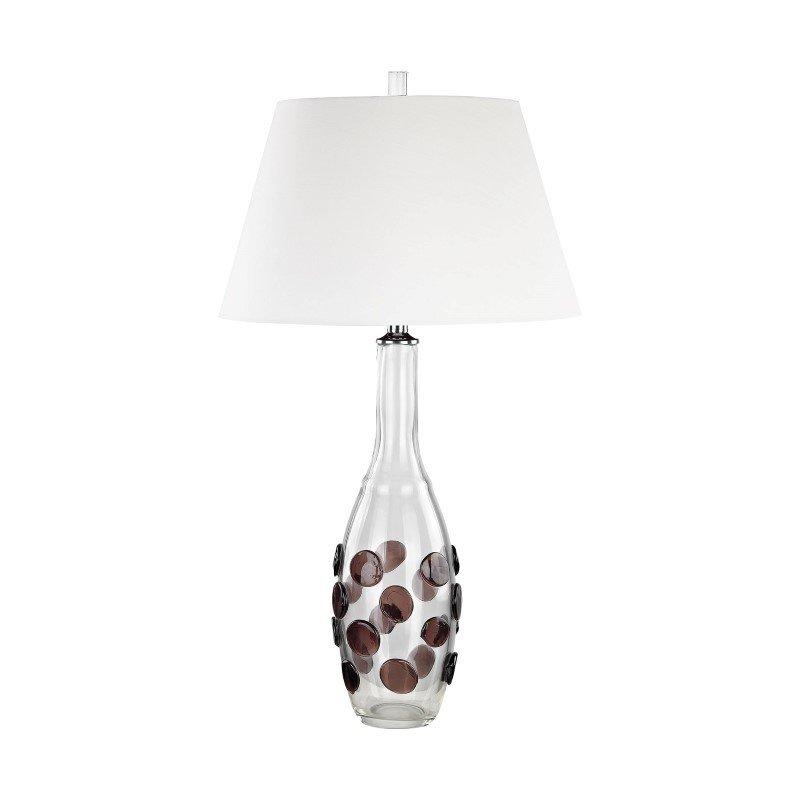 Dimond Lighting Confiserie Table Lamp in Garnet (D3169)