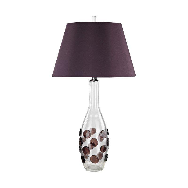 Dimond Lighting Confiserie Table Lamp in Garnet (D3170)