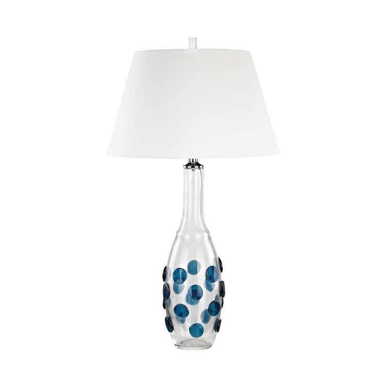 Dimond Lighting Confiserie Table Lamp In Blue (D3163)