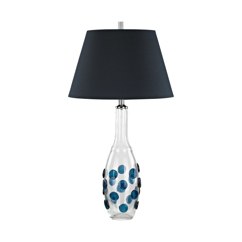 Dimond Lighting Confiserie Table Lamp In Blue (D3164)