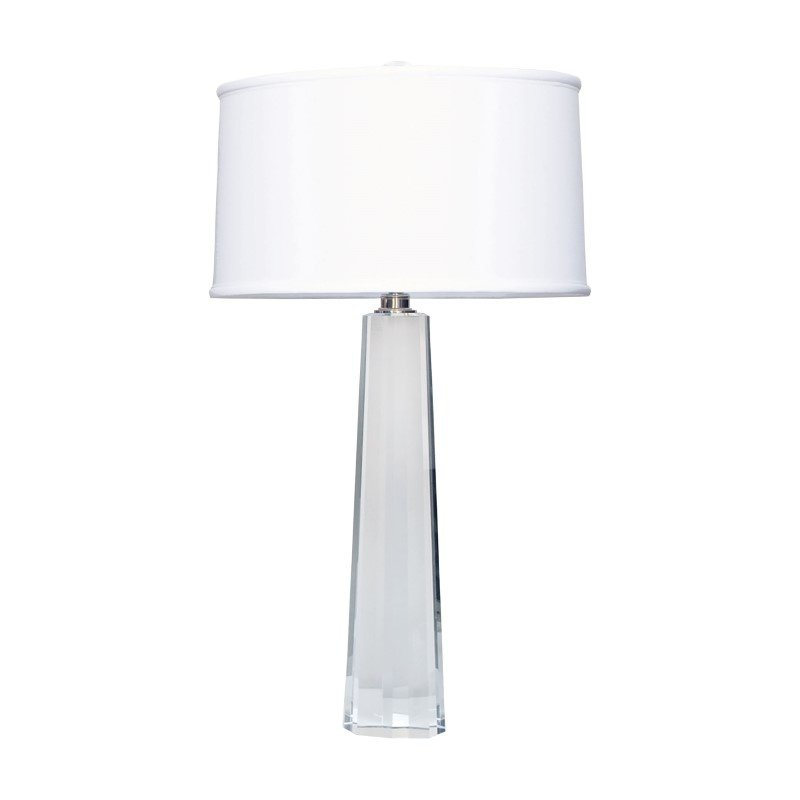 Dimond Lighting Crystal Faceted Column Table Lamp ( 729)