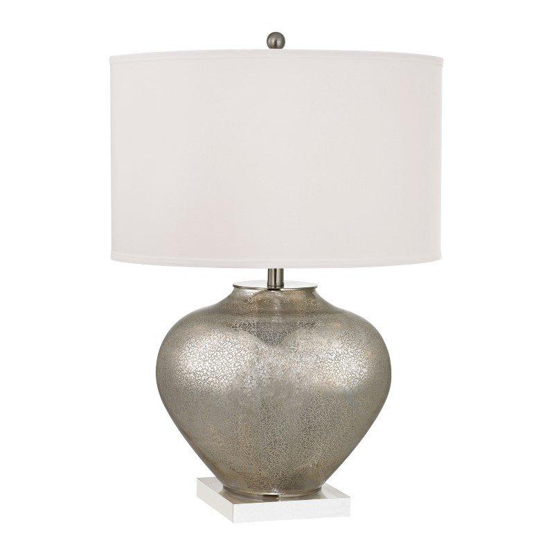 Dimond Lighting Edenbridge Antique Mercury Glass Table Lamp with LED Nightlight (D2544)