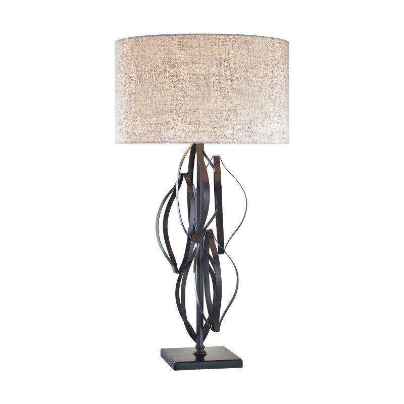 Dimond Lighting Felix 1 Light Table Lamp In Bronze (D3007)
