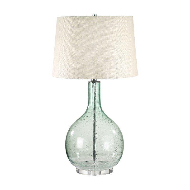 Dimond Lighting Green Seed Glass Table Lamp ( 230G)