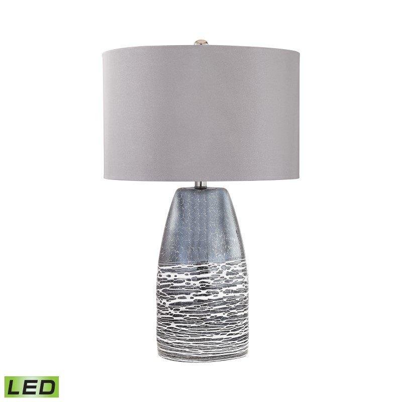 Dimond Lighting Kennebunkport 1 Light LED Table Lamp in Horizon Grey ( D2916-LED)