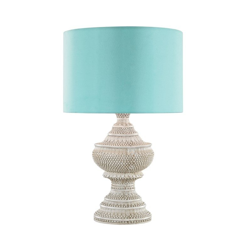 Dimond Lighting Kokopo Outdoor Table Lamp With Sea Green Shade (D3095S)