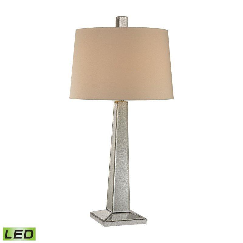 Dimond Lighting Monumental Mirror LED Table Lamp (D2886-LED)