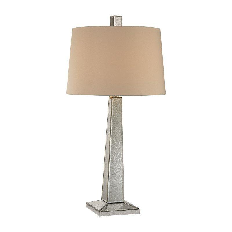 Dimond Lighting Monumental Mirror Table Lamp (D2886)