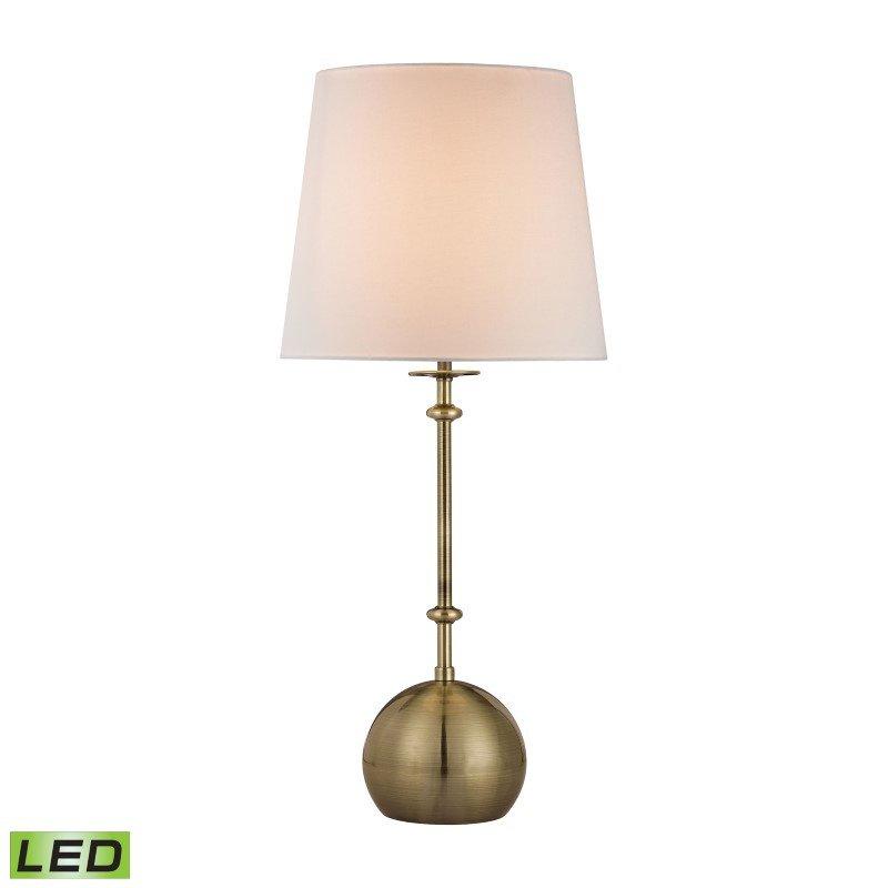 Dimond Lighting Orb Base LED Table Lamp (D2740-LED)