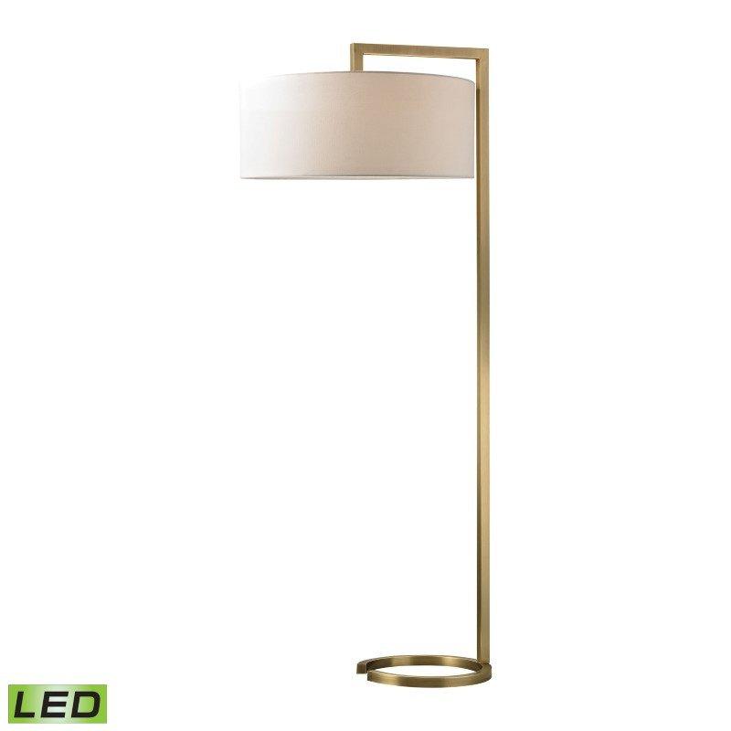 Dimond Lighting Ring Base LED Floor Lamp (D2739-LED)