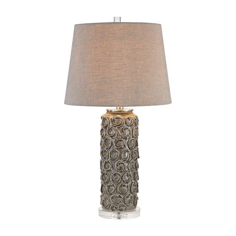 Dimond Lighting Rosette Table Lamp (D2919)