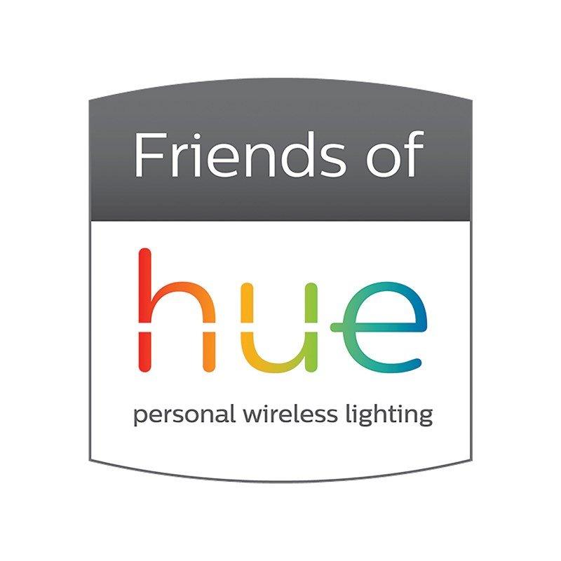 Dimond Lighting Summit Drive Buffet Lamp with Philips Hue LED Bulb/Bridge (D3115-HUE-B)