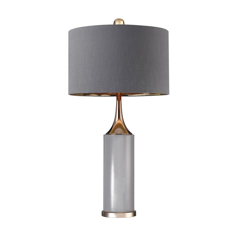 Dimond Lighting Tall Gold Cone Neck Lamp (D2749)