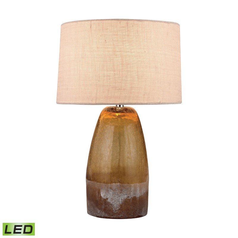 Dimond Lighting Vertical Reaction Ceramic LED Lamp (D2880-LED)