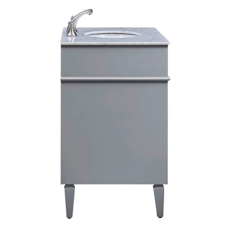 Elegant Decor 32 in. Single Bathroom Vanity Set in Grey (VF-1025)