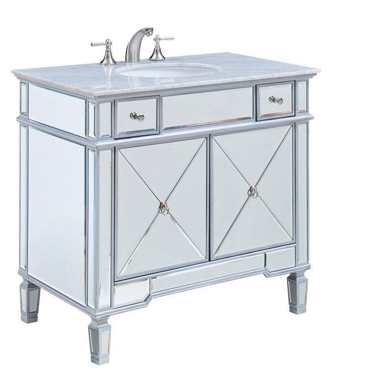 Elegant Decor 36 in. Single Bathroom Vanity (VF-1101)