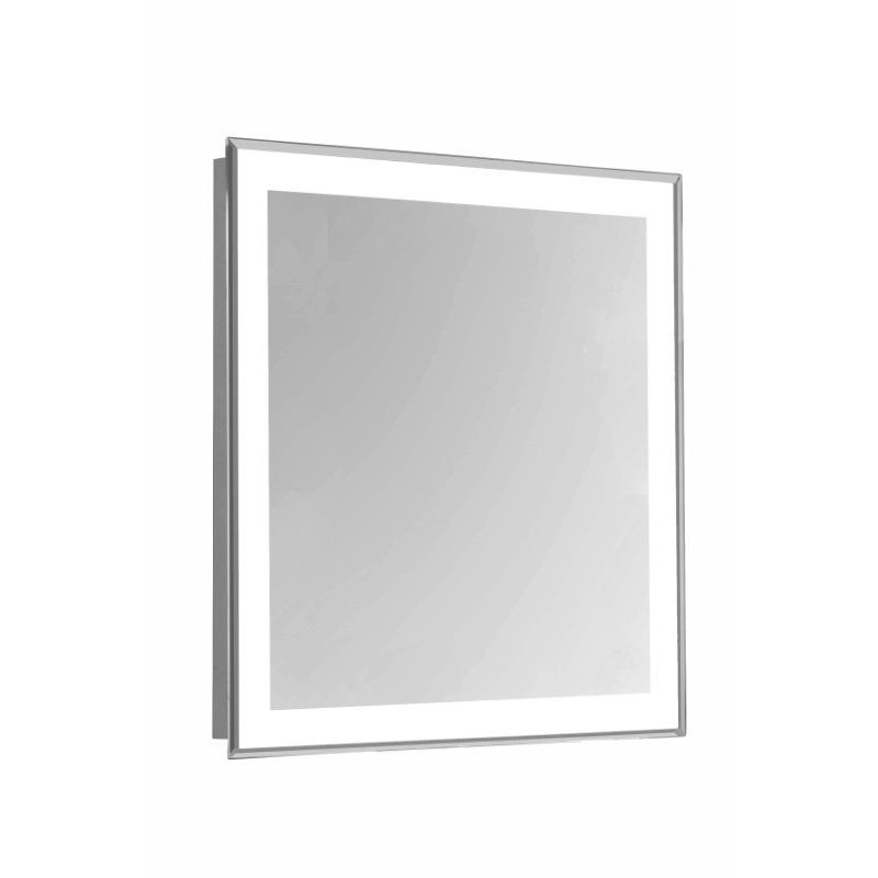 Elegant Decor 4 Sides LED Edge Hardwired Mirror Rectangle W20H30 Dimmable 5000K (MRE-6101)