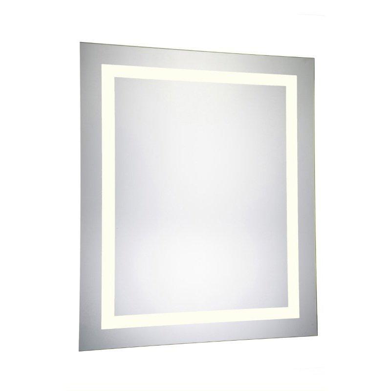 Elegant Decor 4 Sides LED Hardwired Mirror Rectangle W32H40 Dimmable 3000K (MRE-6041)