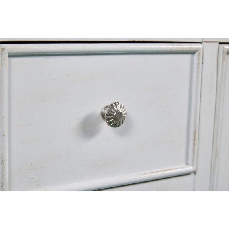 Elegant Decor 48 in. Single Bathroom Vanity Set in Antique White (VF12348AW)