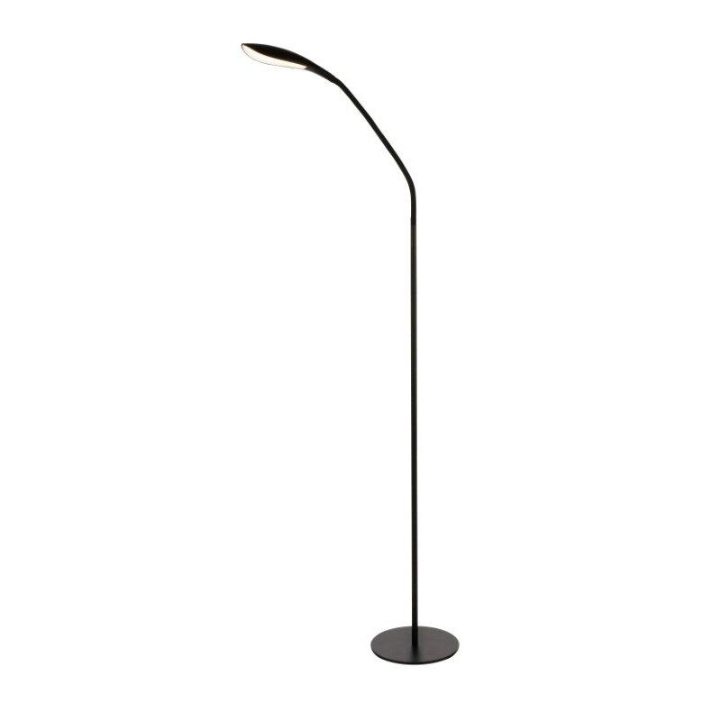 Elegant Decor Illumen Collection 1-Light matte black Finish LED Floor Lamp (LEDFL004)