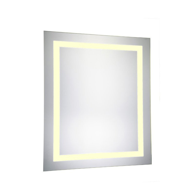 Elegant Decor LED Hardwired Mirror Rectangle W20H30 Dimmable 3000K (MRE-6011)