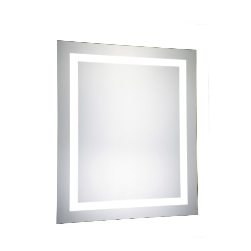 Elegant Decor LED Hardwired Mirror Rectangle W20H30 Dimmable 5000K (MRE-6001)