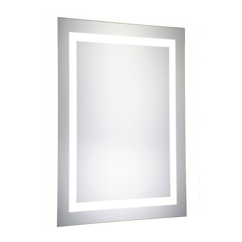 Elegant Decor LED Hardwired Mirror Rectangle W20H40 Dimmable 5000K (MRE-6002)