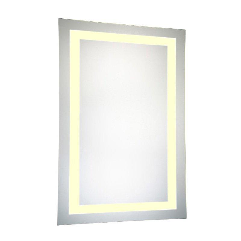 Elegant Decor LED Hardwired Mirror Rectangle W24H40 Dimmable 3000K (MRE-6014)
