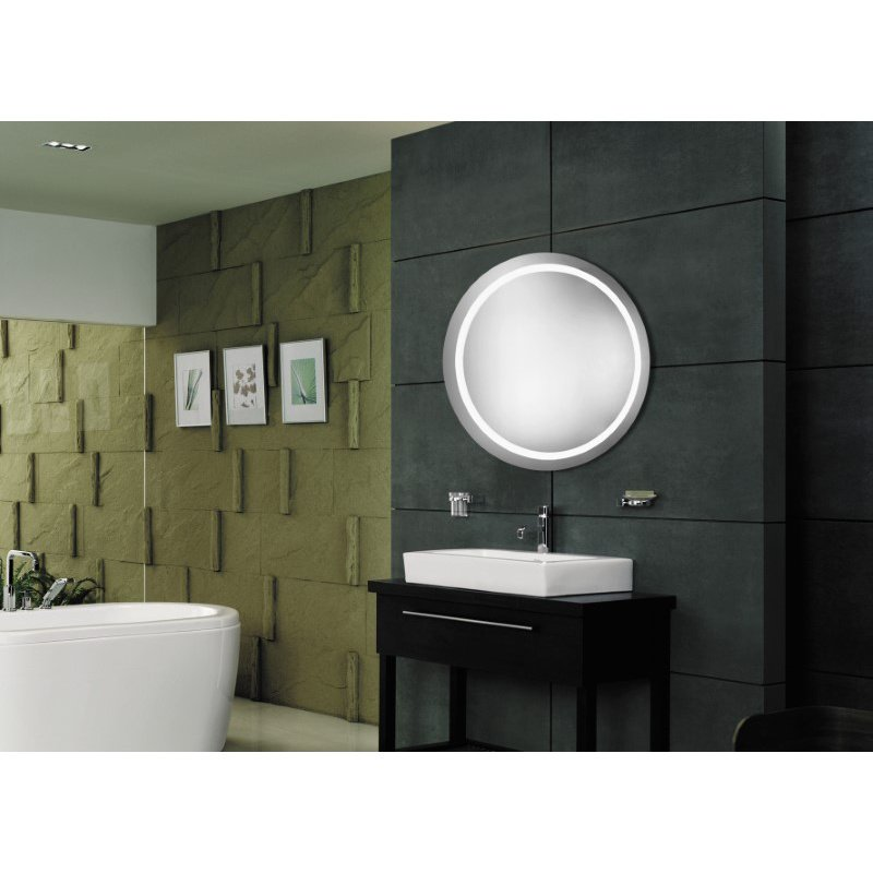 Elegant Decor LED Hardwired Mirror Round D36 Dimmable 5000K (MRE-6006)
