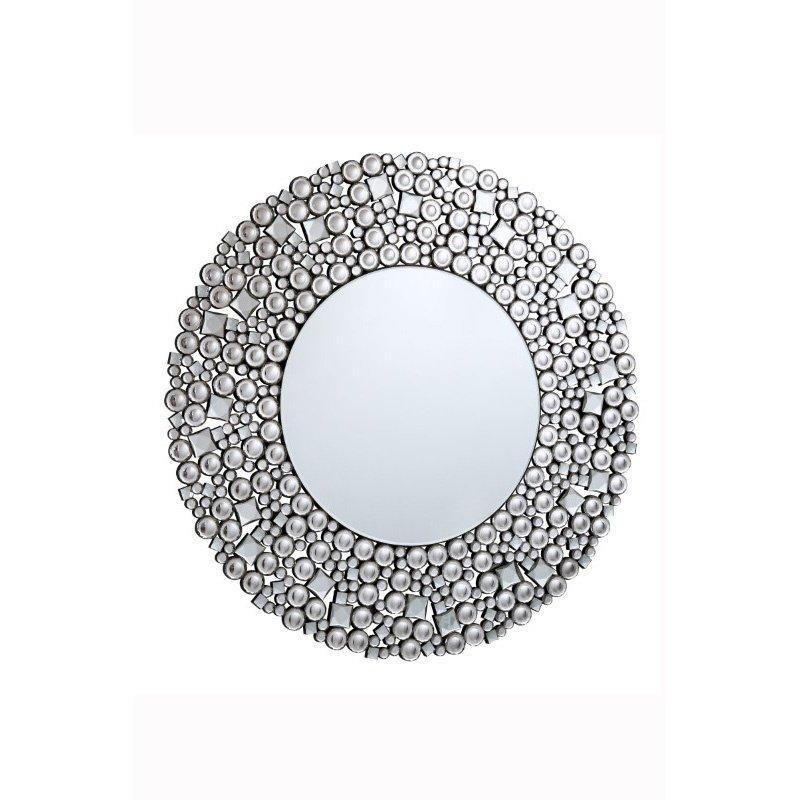 Elegant Decor Modern 35.5 in. Contemporary Mirror in Clear (MR-3063)