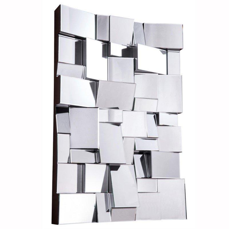 Elegant Decor Modern 47 in. Contemporary Mirror in Clear (MR-3185)