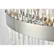 Elegant Lighting Dallas 16 Light Chrome Chandelier Clear Royal Cut Crystal (3000D25C)