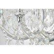 Elegant Lighting Maria Theresa 24 Light Chrome Chandelier Clear Royal Cut Crystal (2800D36C/RC)