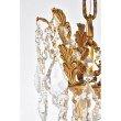 Elegant Lighting Rosalia 6 Light French Gold Chandelier Clear Royal Cut Crystal (9206D23FG/RC)