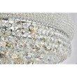Elegant Lighting Value Primo 14 Light Chrome Chandelier Clear Spectra Swarovski Crystal (V1800D28C/SA)