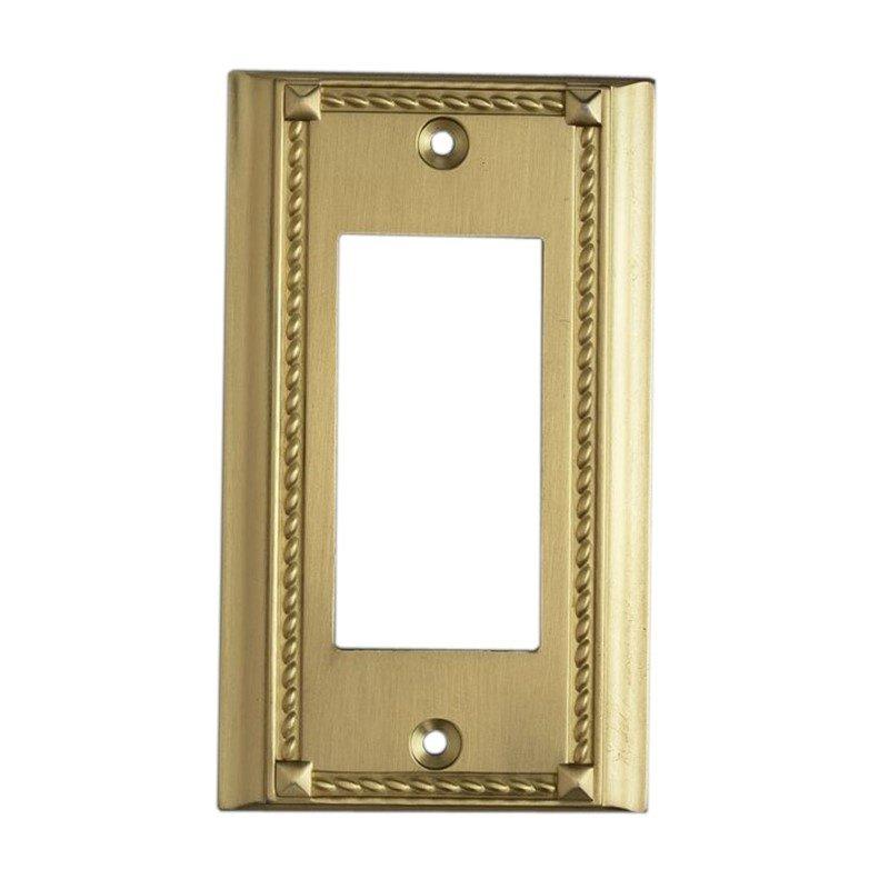 ELK Lighting Clickplates Single Plate In Brass (2502BR)